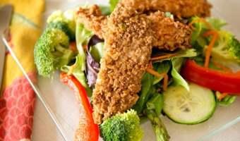 Alpina Recipe–Chai Spice Chicken Fingers #chickendotca