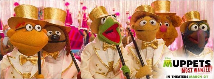 MUPPETS MOST WANTED–Trailer Preview–#Disney