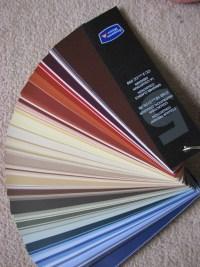 #5Colour Collection _ Benjamin Moore Colour Fan _ DownshiftingPRO #MyBenjaminMooreHome