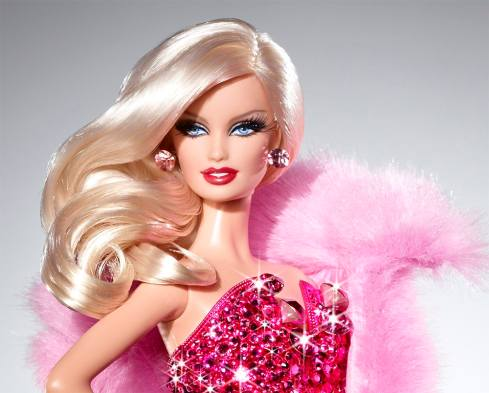 Barbie is a Register Trademark of Mattel