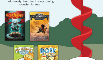 Join @LinkedMoms Chat–What are your plans for the Summer?#SummerSlide- 8 pack books from @SimonSchusterCA– Wed. June 18, 8 pm ET
