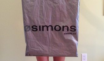 Simons–Best Store Ever!–15 Year Old Daughter's favourite Store #BonjourQuebec #DPROFamilyVaca #Shopping #Fashion