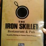 The Iron Skillet– Collingwood, Ontario #RestaurantReview #TravelTuesday #TripAdvisor Suggestion gone wrong