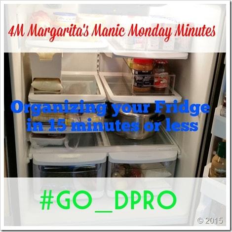 Organizing Your Fridge #GO_DPRO - 4M Kitchen Organizing