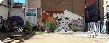 Grafitti Tour Barcelona @DownshiftingPRO_Neighbourhood Art