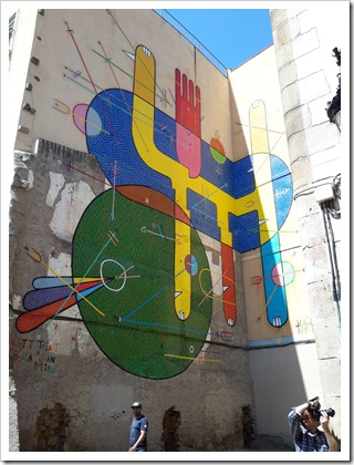 Grafitti Tour Barcelona @DownshiftingPRO_Joan Miro