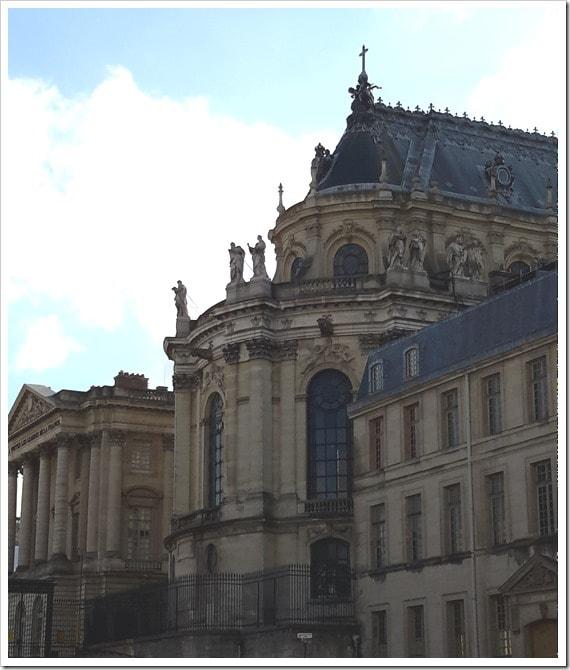 The Royal Chapel Versailles, France @DownshiftingPRO