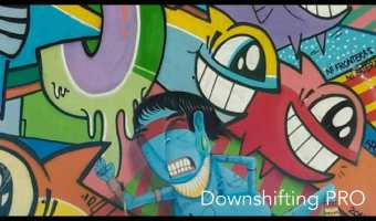 Graffiti Tour – Discovering Barcelona's Diverse Street Art Scene #ShareBarcelona #TBEX