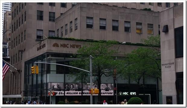 Rockefeller Center @DownshiftingPRO - Flags0
