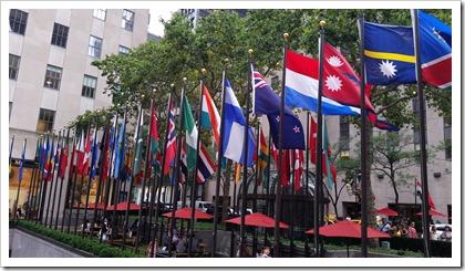 Rockefeller Center @DownshiftingPRO