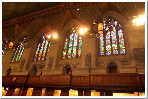 House of Commons Parliament Buildings Ottawa Canada @DownshiftingPRO
