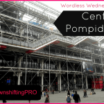 Wordless Wednesday – A Quick Trip to the Centre Pompidou