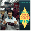 Dos and Don'ts – Tips for 1st year University & College Students #BackToSchool
