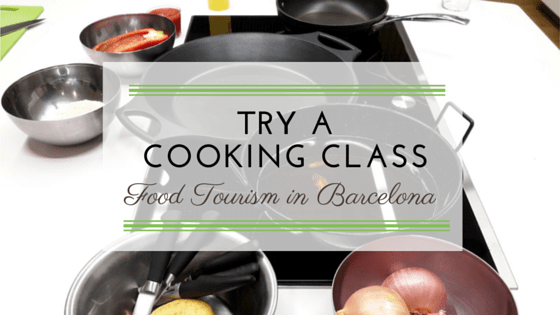Try a Cooking Class in Barcelona