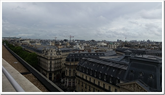 10 Fun Things to do in Paris Les Galaries Lafayette @DownshfitngPROtravel