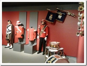The Royal Canadian Regiment Museum Wolseley Barracks –London, Ontario