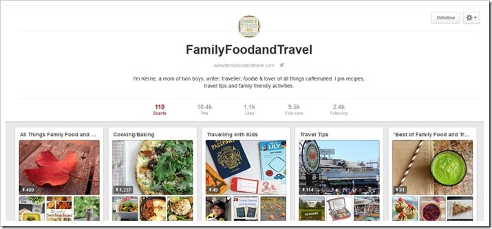 Family Food and Travel_Friday Follow_@DownshiftingPRO
