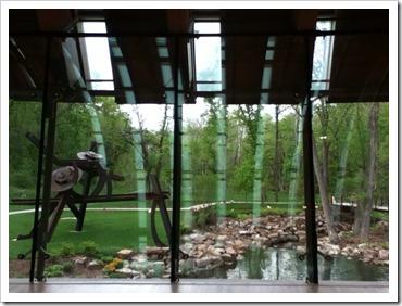 Crystal Bridges–Museum of American Art, Bentonville AR