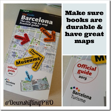 Travel Guides @DownshiftingPRO