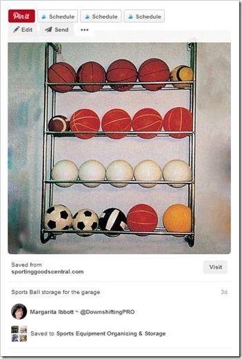 Sports Equipment Organization_ Sports Balls
