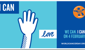 World Cancer Day –  How to Support a Family When Someone is Sick #WeCanICan PSA
