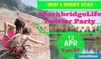 Summer Cottages are the best vacations EVER! Join @LinkedMoms and @ParkbridgeLife for a Twitter Party–Wed. April 13