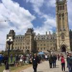 Summer Stargazing & The Transit of Mercury on Parliament Hill #OdySci #travel