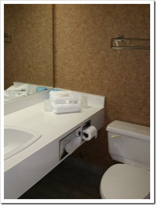 Student Residences and Dorms as Affordable Accommodations @DownshiftingPROtravel_bathroom