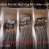 4M–Margarita's Manic Monday Minutes– Organizing your Kitchen Cutlery Drawer
