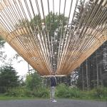 International Garden Festival–Large Scale Garden Installations #QuebecMaritime #WordlessWednesday