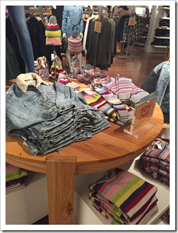 Jean Jackets & Sweaters_The Gap_What Teens Want for Christmas_@DownshiftingPRO