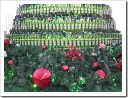 Moomba Beach_ Curacao_Heineken Beer Bottle Christmas Tree_ #DPROtravelCURACAOMoomba Beach_ Curacao_Heineken Beer Bottle Christmas Tree_ #DPROtravelCURACAO