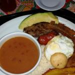 Authentic Colombian food in Curacao–Seek and you Shall find –  DPROtravelCURACAO