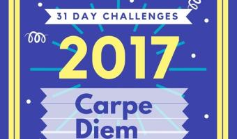 4M – 31 Days to an Organized, Happier or Better Life… Challenges to Help you Start 2017