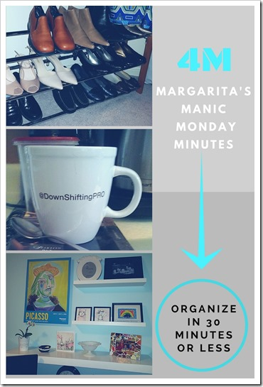 Bags, Bags, Bags - 4M Margarita's Manic Monday Minutes on DownshiftingPRO