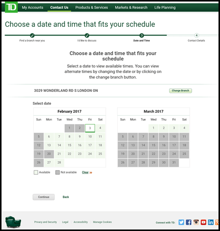 RetireReady_ TD Financial Calendar_ @DownshiftingPRO