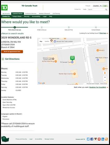 RetireReady_ TD Financial Locations_ @DownshiftingPRO