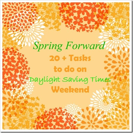 Daylight Saving Time_DownshiftingPRO