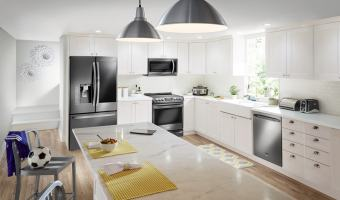 Fast forward to @BestBuy for the Appliances Remodeling Sales Event featuring @LGUS #Ad #bbyremodeling