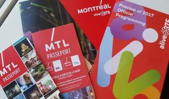 Celebrating 375 in Montreal–5 NOT-TO-MISS events