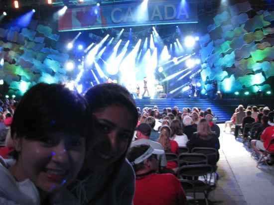 Canada Day Celebrations 2012