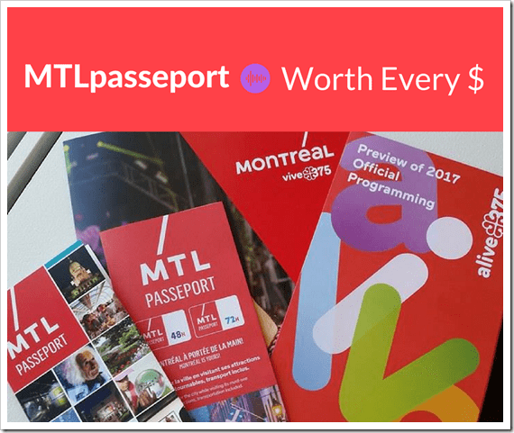 MTLpasseport_ #mtlmoments @DownshiftingPRO travel