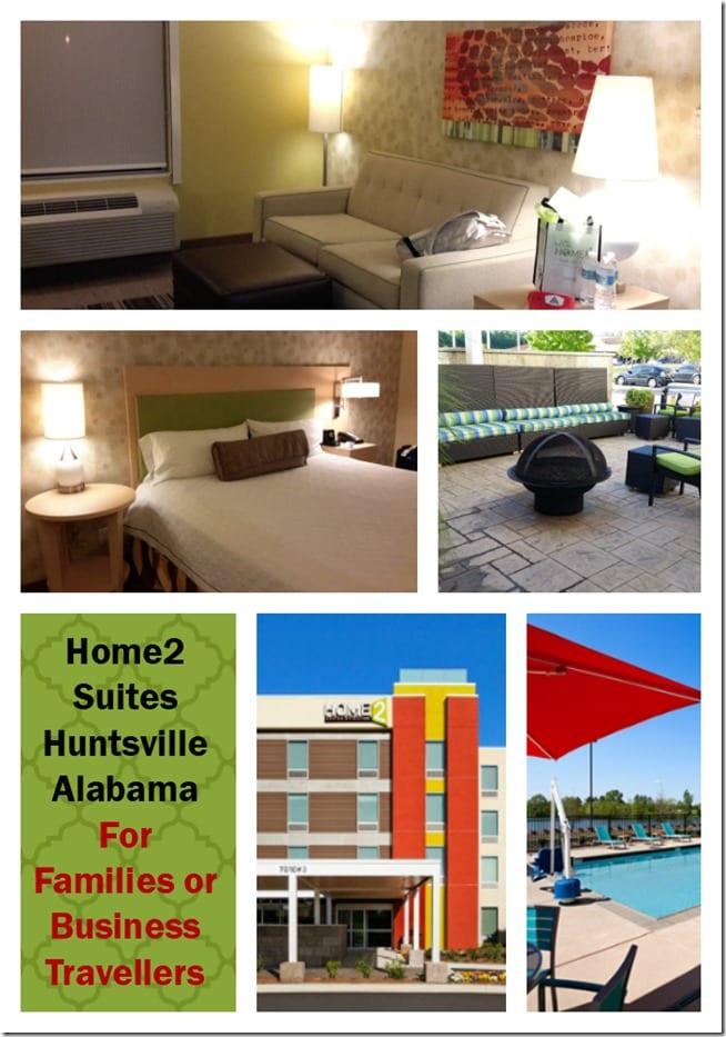 Home2Suites Huntsville Alabama @DownshiftingPRO