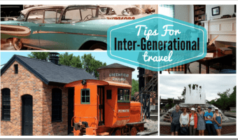 Building an Itinerary for an Inter-generational Road Trip  To Greenfield Village and The Henry Ford
