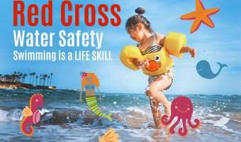 Summer Fun = Water Safety–Swimming is a Life Skill – @RedCrossTalk #spon