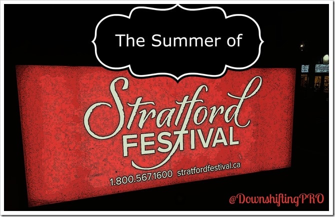 The Summer of Stratford