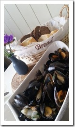 Kush or St. Patrick Organic Irish Mussels - Beara Peninsula -  - @DownshiftingPRO