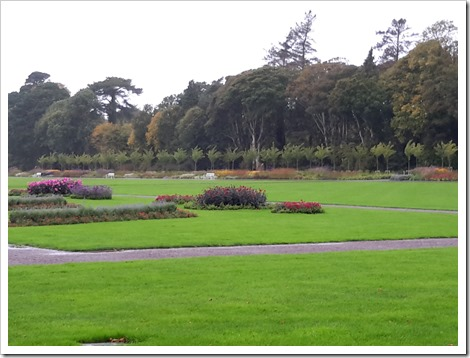 Killarney House and Gardens - Many Shades of Green in Ireland @DownshiftingPRO