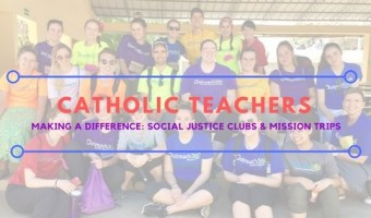 Social Justice Club & Mission Trips – Lessons for Life for my Teens #CatholicTeachers #ad