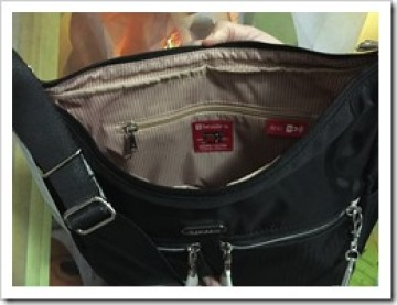 Beside-U Review for bags & backpacks RFID protected - @DownshiftingPRO (15)